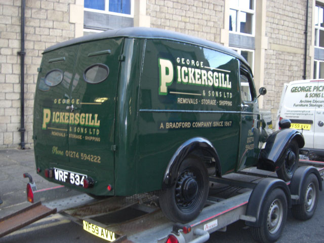 Pickersgill Van