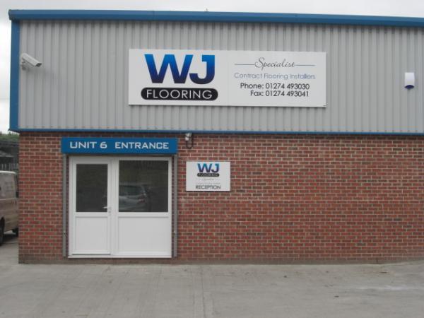 WJ Flooring – Bradford