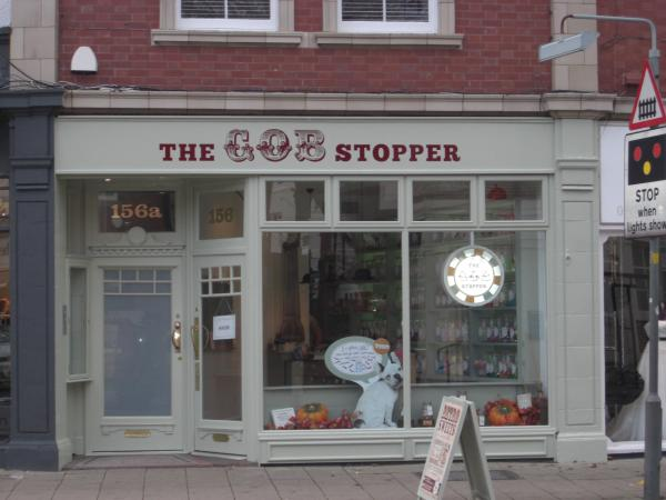 The Gob Stopper – Hale and Lymm, Manchester