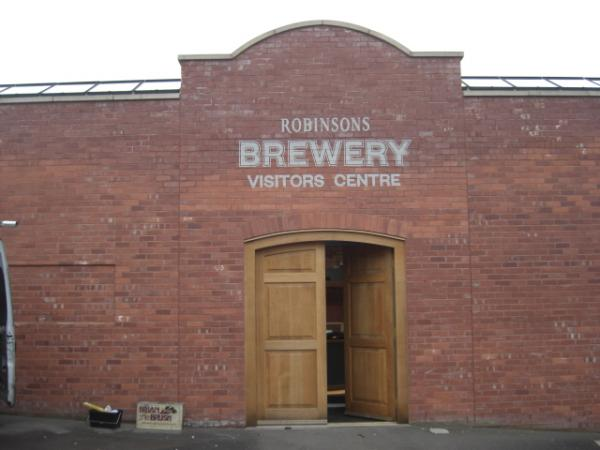 Robinsons Brewery – Stockport