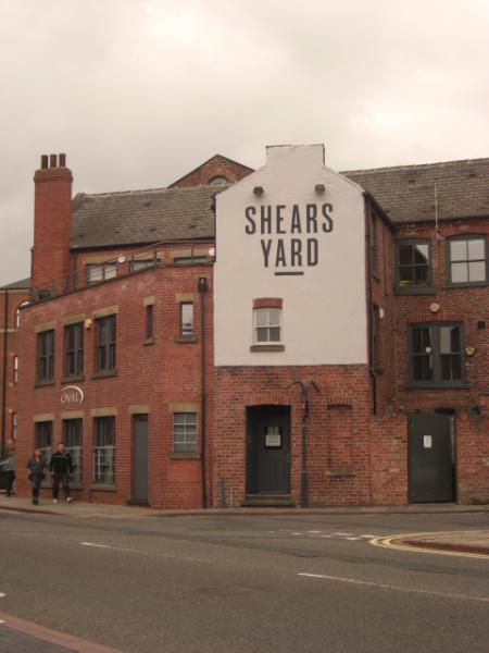 Shears Yard – Central Leeds