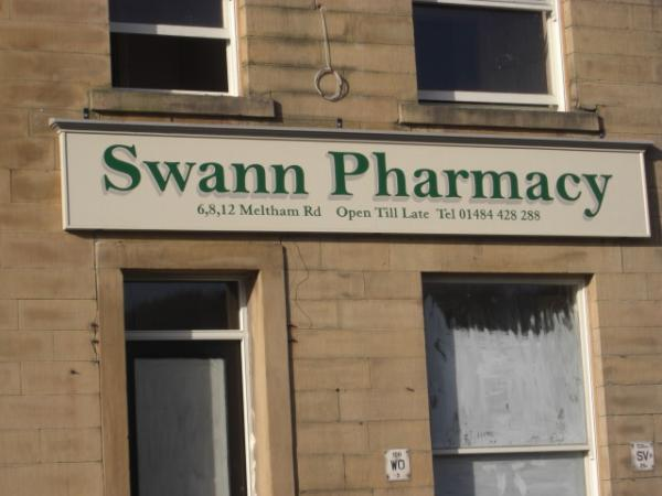 Swann Pharmacy – Huddersfield