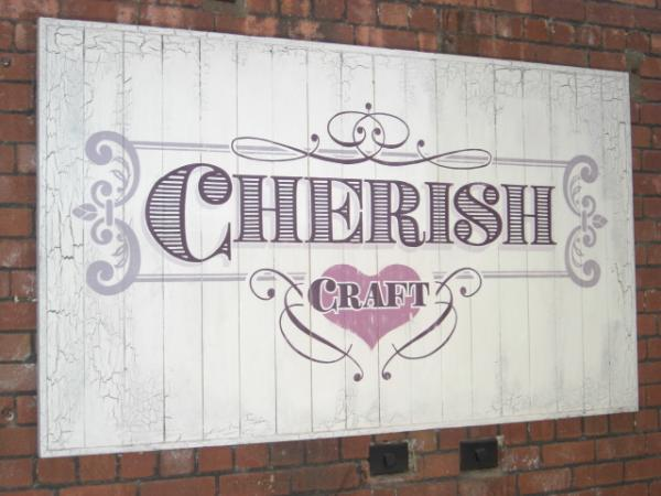 Hand Painted Signs Glasgow