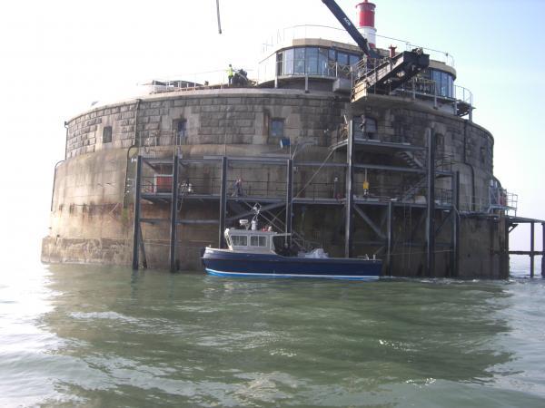 Spitbank Fort – Portsmouth