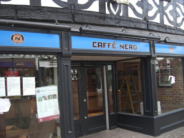Caffe Nero – Nantwich