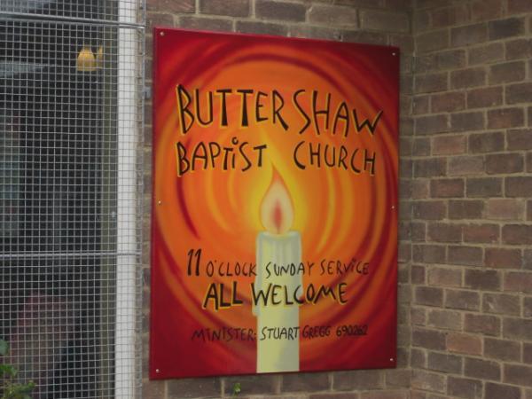 Buttershaw Baptist Church – Bradford