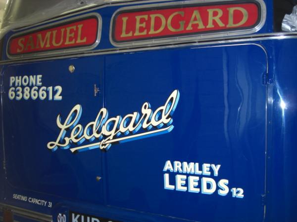 Ledgard Coaches – Leeds
