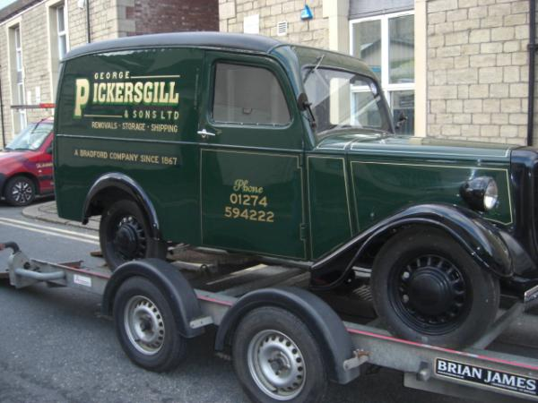 Pickersgill's Van