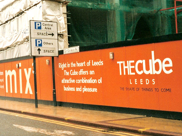 The Cube – Leeds