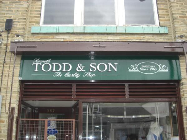Todd & Son – Halifax