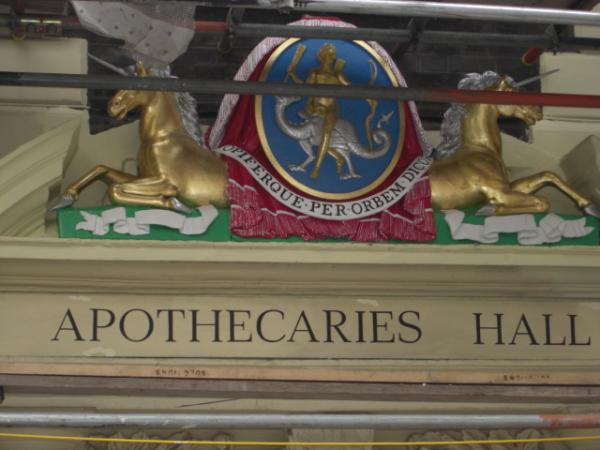 Apothocaries Hall