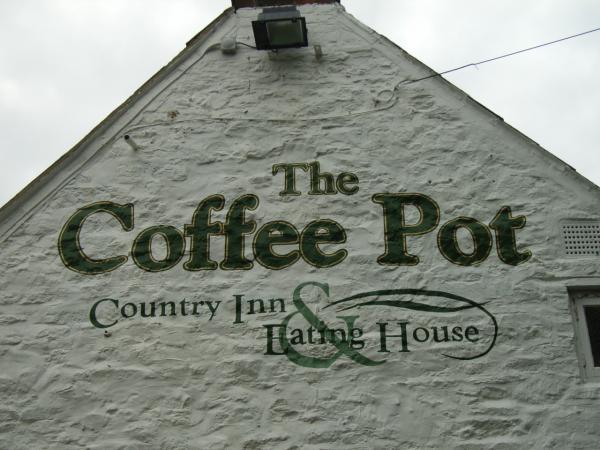 The Coffee Pot – Milton Keynes