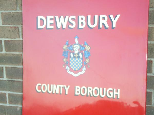 Dewsbury County Borough