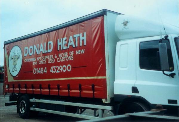 Donald Heath (Curtain Slider)