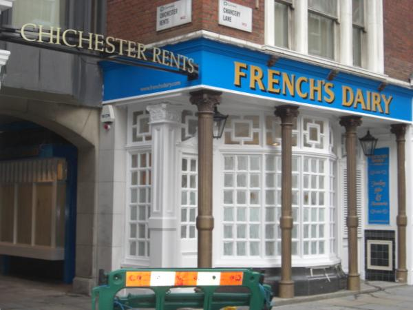 French's Dairy – London