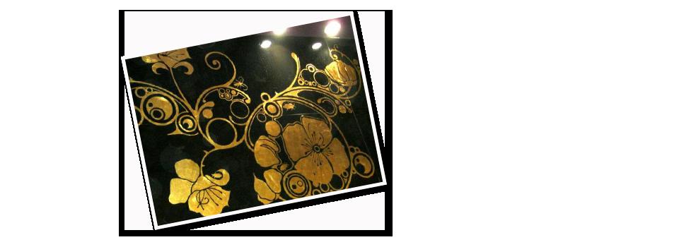 Gold Leaf Gilding