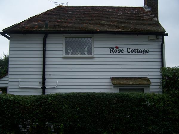 Rose Cottage – Kent