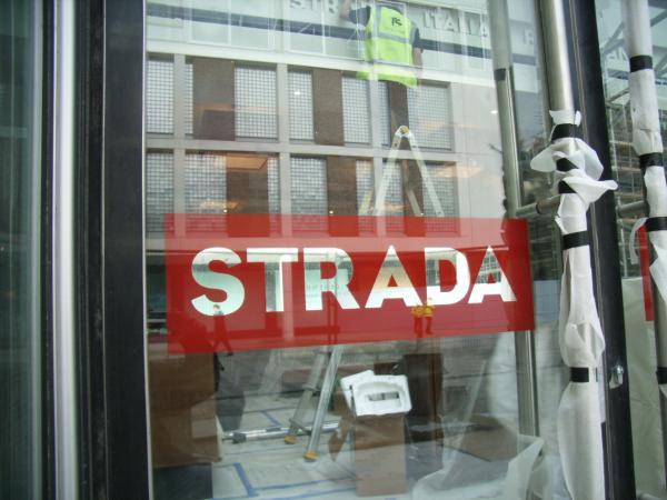 Strada Restaurant – Exeter
