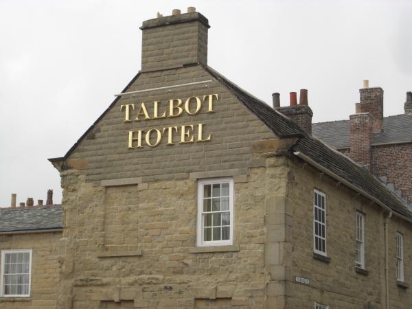 Talbot Hotel – Malton