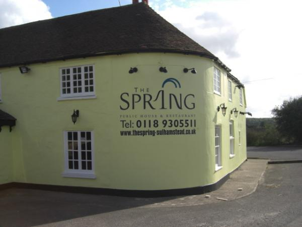 The Spring – Reading