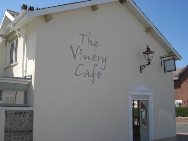 The Vinery Cafe – Lytham St Anne's