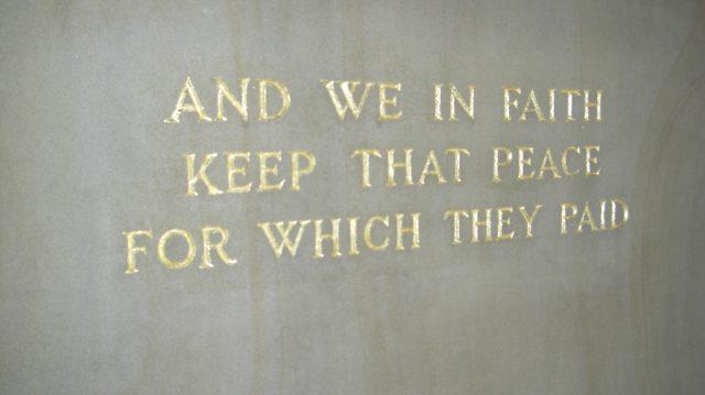 Barnsley War Memorial