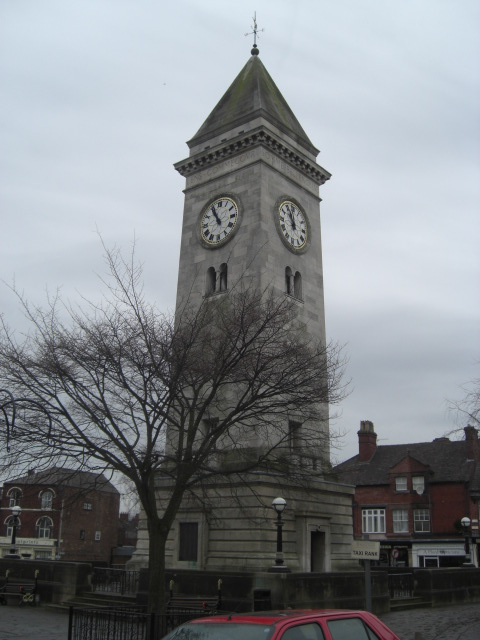 Nicholson War Memorial – Leek