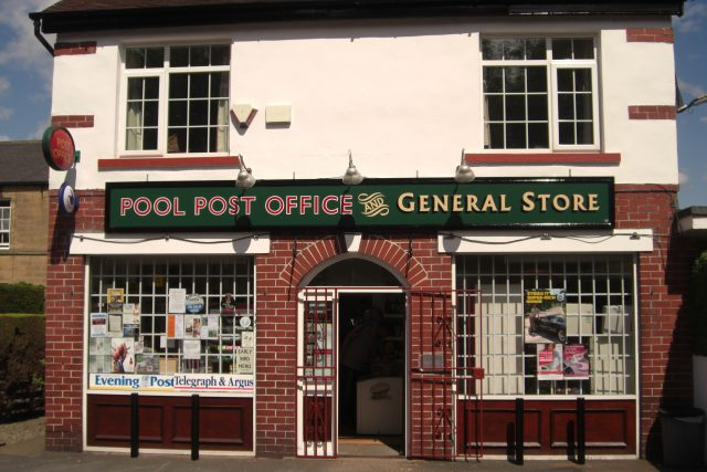 Post Office And General Store – Poole-In-Wharfdale