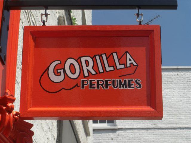 Gorilla Perfumes – Islington, London