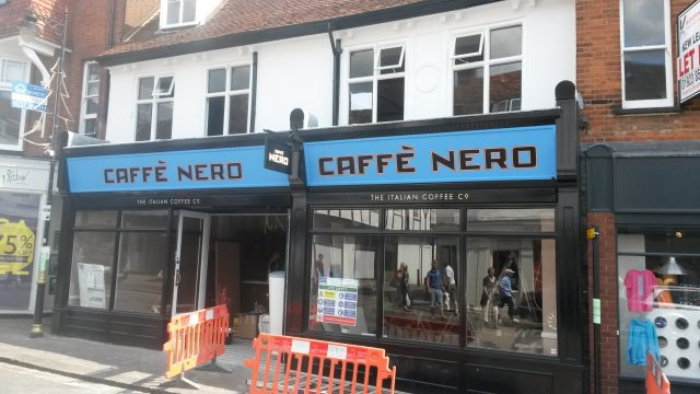 Caffe Nero – St Albans, Herts