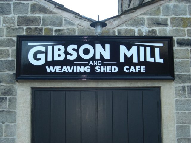 Gibson Mill & Weaving Shed – Hardcastle Craggs, Hebden Bridge