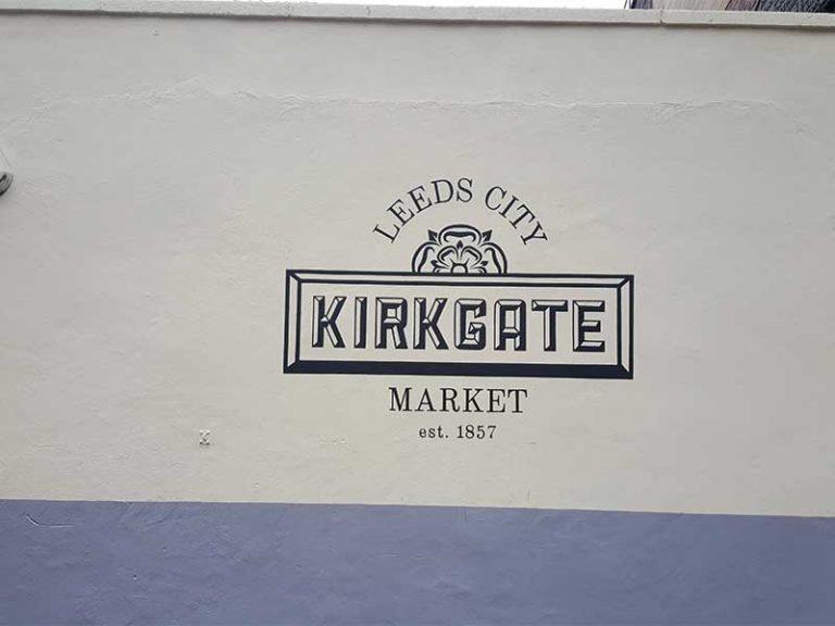 Kirkgate Market, Leeds