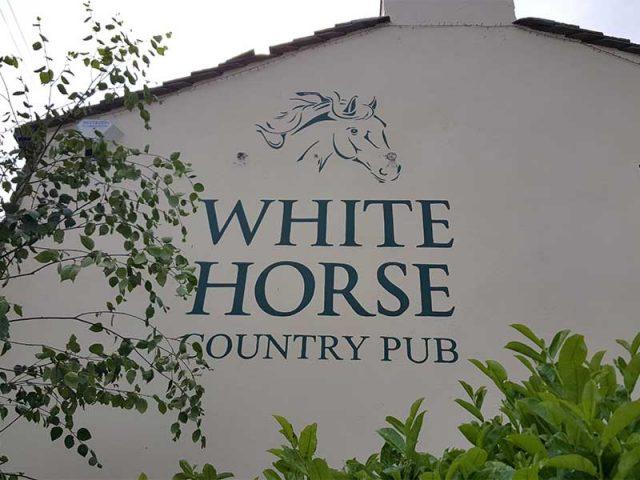 White Horse Pub, Bradford