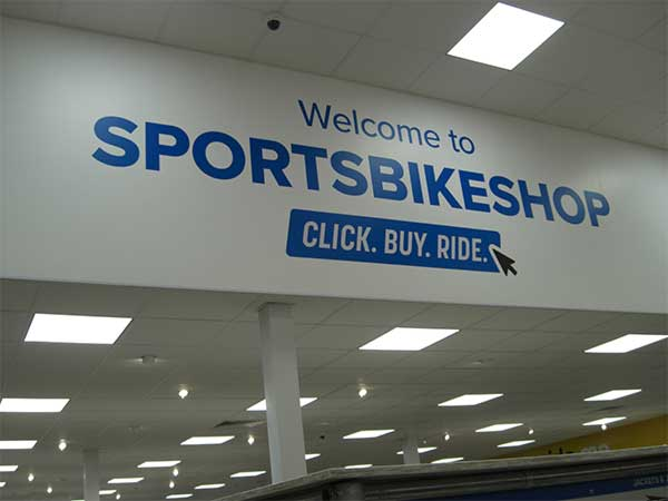 Sports Bike Shop, Leeds
