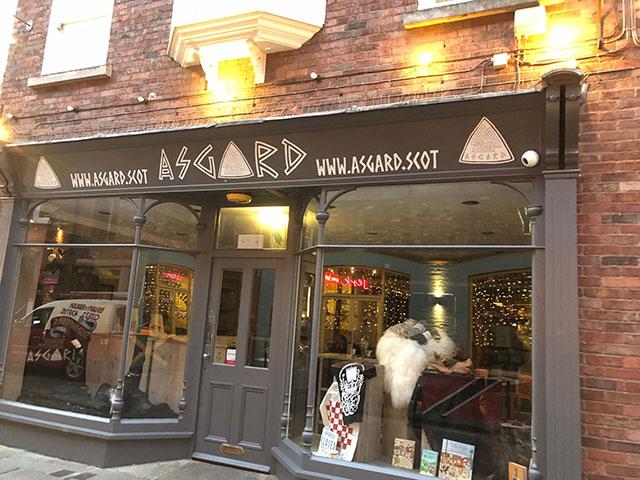 Asgard Retail Shop