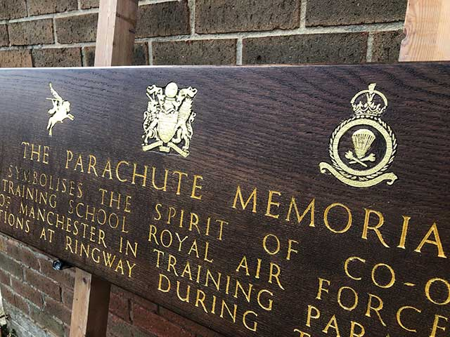 Parachute Regiment Memorial