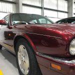 Jaguar Car Lined