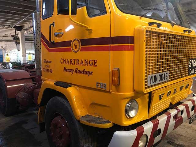 Restored HGV Wagon